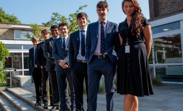 Record number of Colfe's pupils join National Youth Theatre
