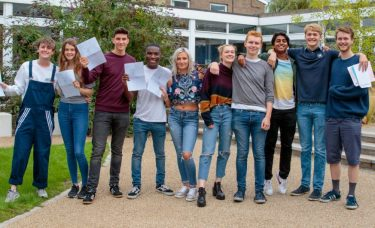 Another great year for Colfe's A-level students