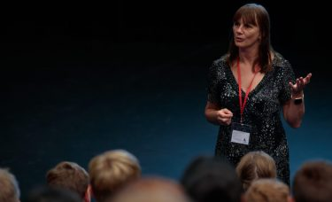 Author Margaret Bateson-Hill shares her creative writing advice with Year 7