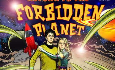 Colfe's pupils Return to the Forbidden Planet for next production
