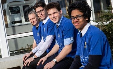 Colfe's reaches semi-finals of elite Maths comp