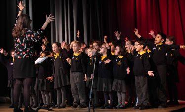 Colfe's hosts Junior School Choir Festival