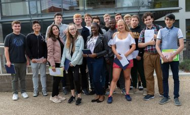 Another record year for Colfe's at A-level