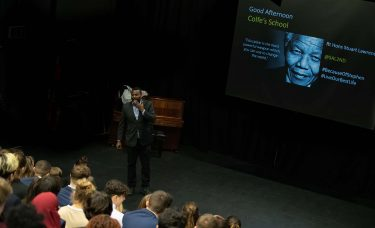 Ethical Talks for Sixth Form Students