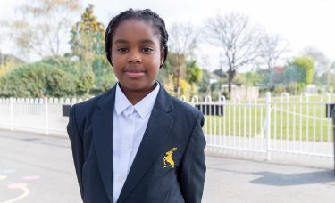 Year 3 pupil becomes young author