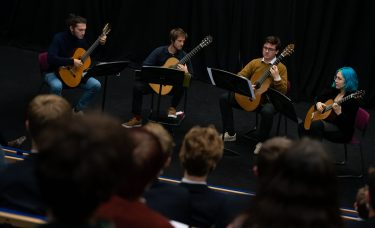 Trinity Laban Recital Series returns
